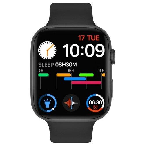 Умные часы Smart Watch IWO FK88, 44мм, черный