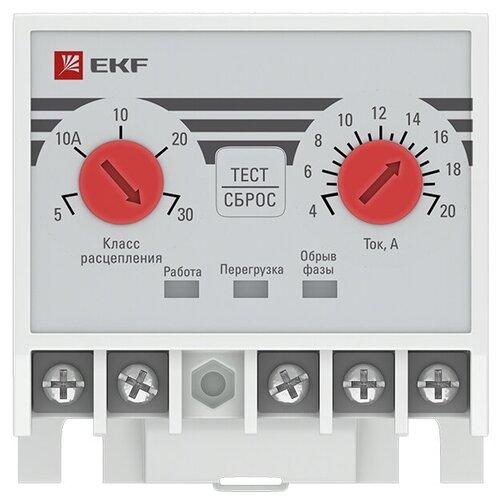 Электронное реле защиты от перегрузки EKF MPR 20А