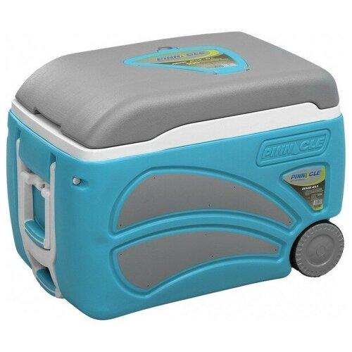 PINNACLE Изотерм. контейнер на колесах PROXON 45л голубой TPX-6001-45-B PINNACLE