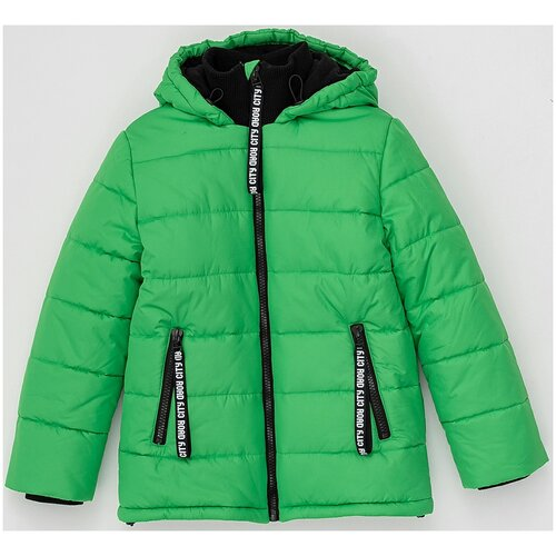 Фото - Куртка Button Blue 220BBBJC41024800 размер 152, зеленый куртка button blue 220bbbjc41024800 размер 140 зеленый