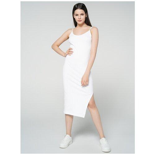 Платье ТВОЕ 81307 цвет: белый S