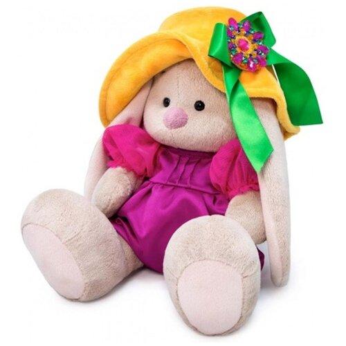 Фото - Мягкая игрушка BUDI BASA collection Зайка Ми Лиловый яхонт, 18 см мягкая игрушка budi basa collection кэйя 17 см