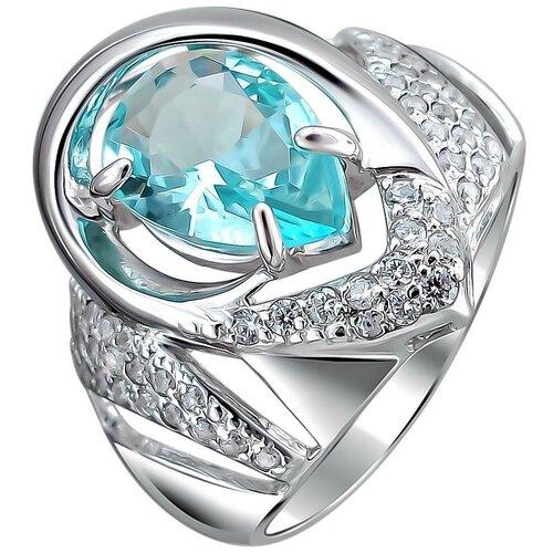 Фото - Эстет Кольцо с кристаллом swarovski и фианитами из серебра С22К250029, размер 17.5 эстет кольцо с кристаллом swarovski и фианитами из серебра с22к250029 размер 17 5