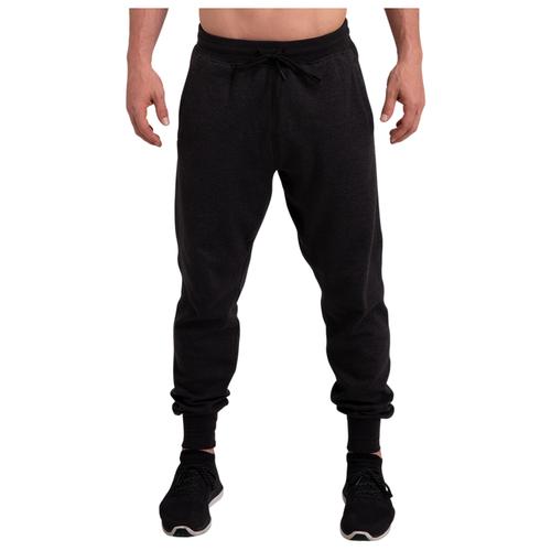 Брюки BAUER Premium Fleece Jogger SR мужские(M / серый-темный/M) брюки columbia m csc log fleece jogger ii размер m black city grey