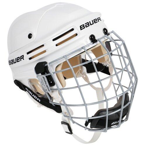 Шлем хоккейный+маска BAUER 4500 Сombo(XL / белый/XL)