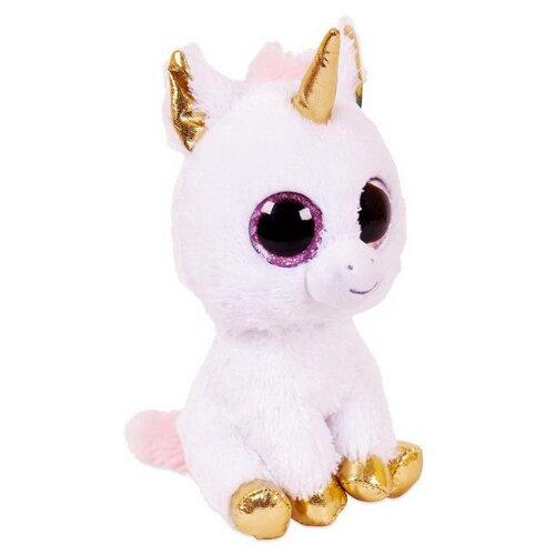 Мягкая игрушка Chuzhou Greenery Toys Единорог розовый 14 см