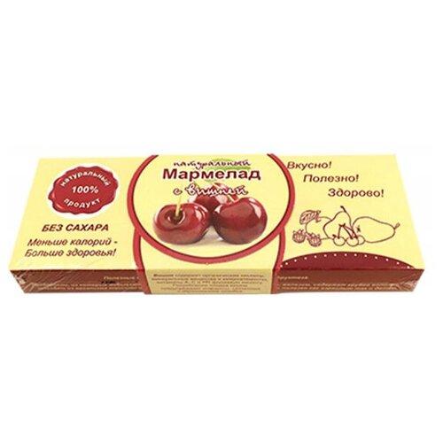 Мармелад натуральный Вишня 140гр нм-виш-140 2 шт.