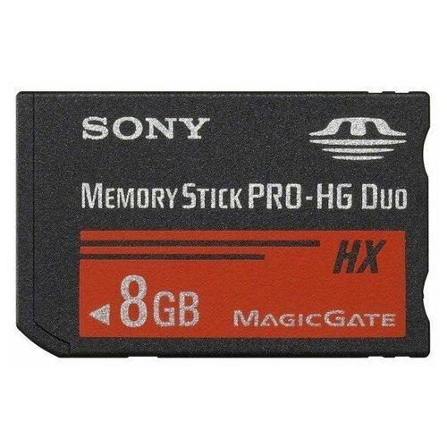 Карта памяти (Memory Card) Sony Memory Stick PRO-HG DUO 8 GB (PSP)
