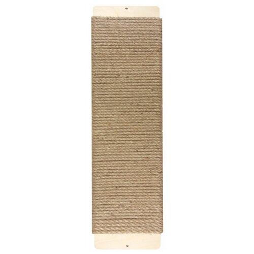 Когтеточка настенная джутовая 49 см*12 см, от BRAIL / товары для животных