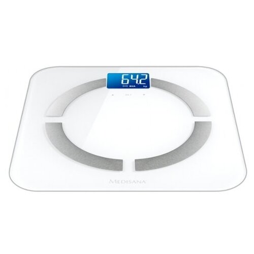 Весы напольные Medisana BS 430 Connect (40422), белые