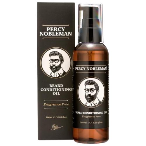 Масло для бороды Percy Nobleman Без запаха 100 мл недорого