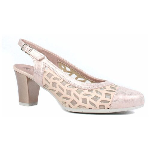 Туфли Pitillos , размер 36 , nude