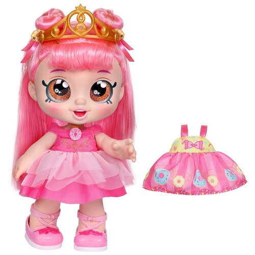Кинди Кидс Игровой набор Кукла Донатина Принцесса с аксессуарами ТМ Kindi Kids
