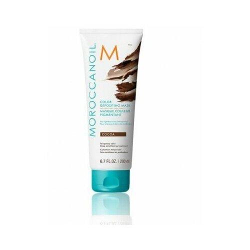Купить Тонирующая маска для волос «color depositing mask» тон cocoa 200 мл moroccanoil