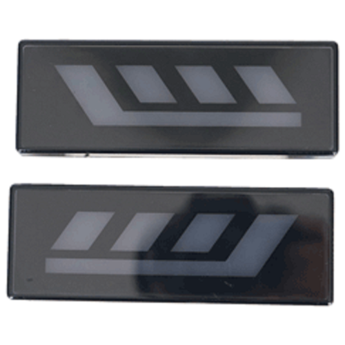 Повторитель поворота ВАЗ 2121,21213,21214,нива урбан тюнинг LED(желтый свет)к-т 2 шт.N006