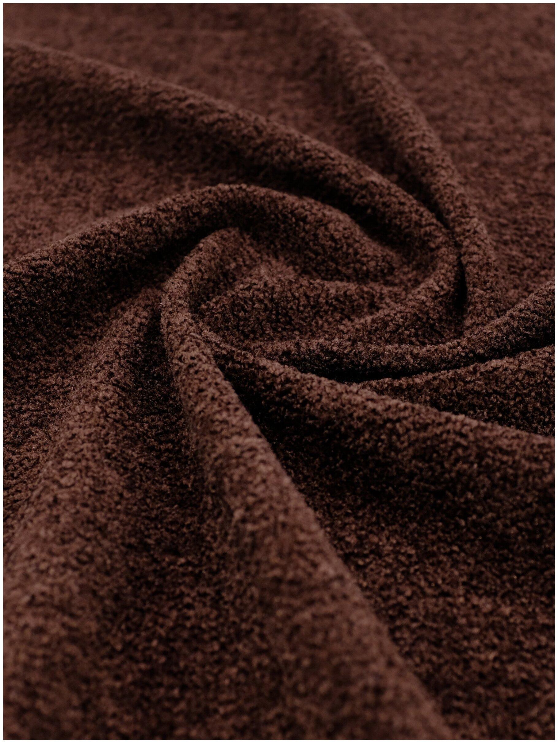 Ткань мебельная (велюр) AGORA 140х100см BRUNETTE — купить по выгодной цене на Яндекс.Маркете