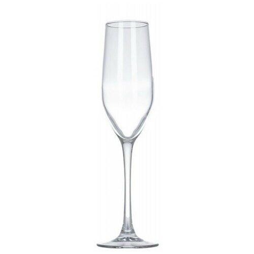 Фото - Набор фужеров (бокалов) для шампанского селест 160 мл 6 шт L5829 luminarc набор фужеров для шампанского signature 3 шт 170 мл j9756