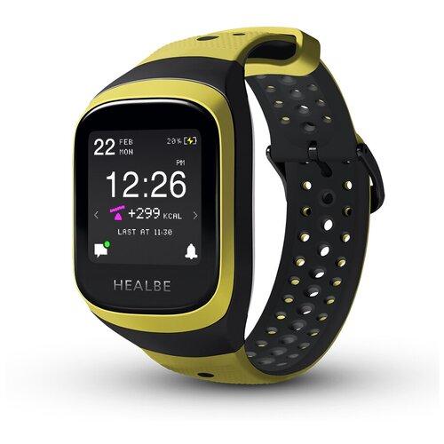 Фитнес-браслет Healbe GoBe 3 (Yellow)