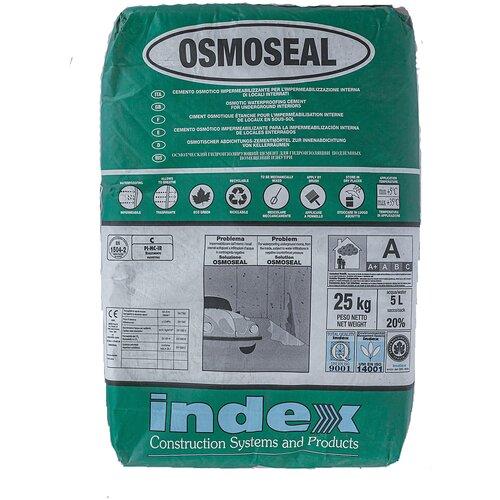Гидроизоляция проникающего действия для бетона Osmoseal (Осмосил) 25 кг INDEX