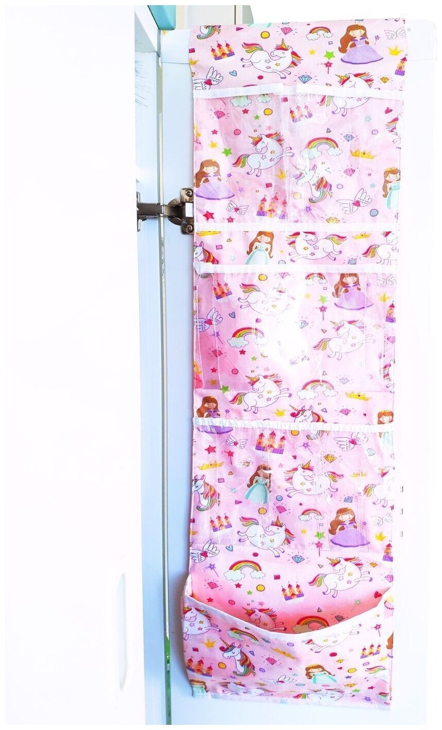 Органайзер Lili Dreams в шкафчик для детского сада подвесной МАКСИ — купить по выгодной цене на Яндекс.Маркете