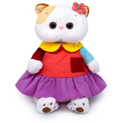 Купить Budi Basa Basik & Co Кошечка Ли-Ли в ярком платье 24 см, BUDI BASA collection, Мягкие игрушки