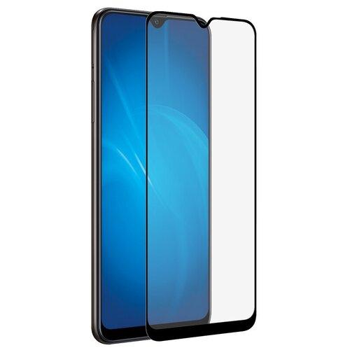Защитное стекло Ainy для Samsung Galaxy A02S 0.25mm Full Screen Cover Full Glue Black AF-S1897A