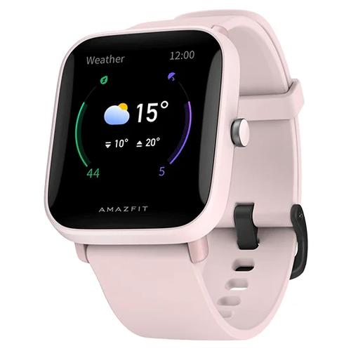 Умные часы Amazfit BIP U Розовый (RU)