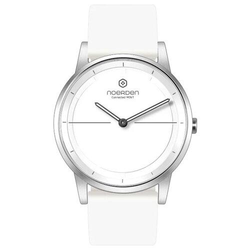 Гибридные смарт часы Noerden Mate2 (White)