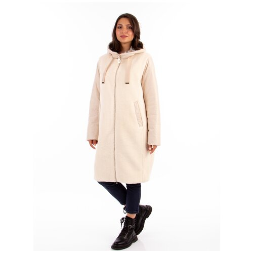 Фото - Куртка Daser, размер 46, бежевый куртка icepeak 650010588iv размер 140 бежевый