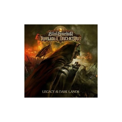 the dark legacy of shannara witch wraith Виниловые пластинки, NUCLEAR BLAST, BLIND GUARDIAN'S TWILIGHT ORCHESTRA - Legacy Of The Dark Lands (2LP)