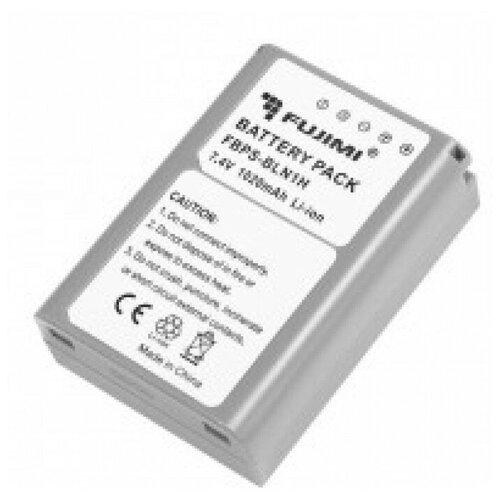 Фото - Аккумулятор Fujimi PS-BLN-1(H) для OLYMPUS Pen E-P5, OM-D E-M5 Mark II, E-M1 антенна hyundai h tai260