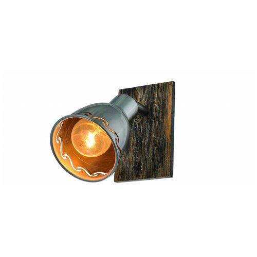 Rivoli 7014-701 Rivoli Спот Acerno W1 никель сатин Е14*1 40W (20/320)