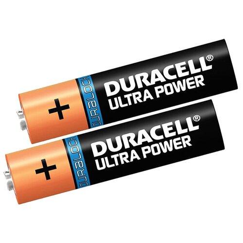 Фото - Батарейка AAA - Duracell LR03 2BL Ultra Power (2 штуки) батарея duracell ultra power lr03 4bl aaa 4шт