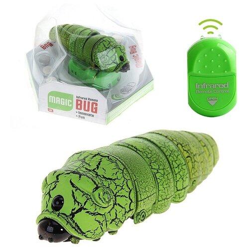 Купить Радиоуправляемый робот ZF Зеленая гусеница - ZF-9910B, Jiahuifeng, Роботы и трансформеры