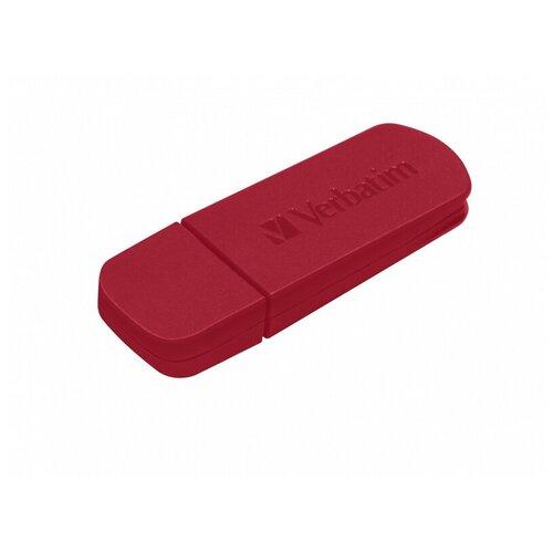 USB Flash Drive 32Gb - Verbatim Mini Red 49424