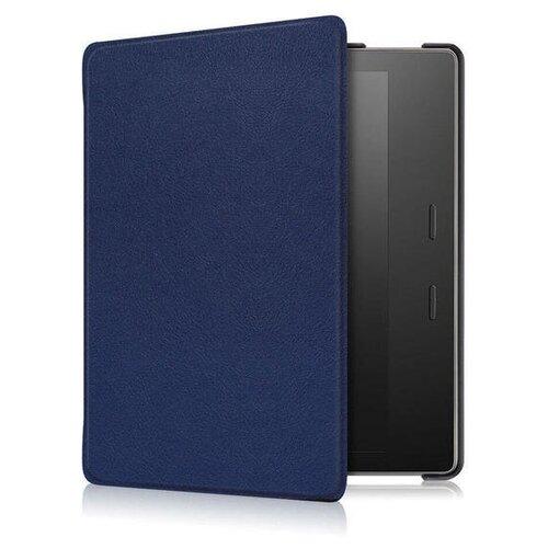 Чехол-обложка SkinBox Slim Case для Amazon Kindle Oasis (синий)