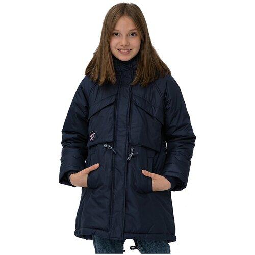 Фото - Куртка Button Blue 220BBGJC4504 размер 140, синий куртка button blue 220bbbjc41024800 размер 140 зеленый