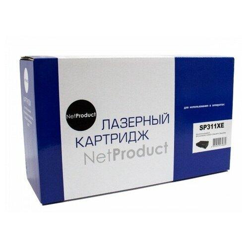 Картридж NetProduct (N-SP311XE) для Ricoh Aficio SP310DN/SP311DN/311DNw/SP312Nw/DNw, 6,4K