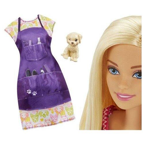 Одежда для куклы Barbie Кем быть Парикмахер