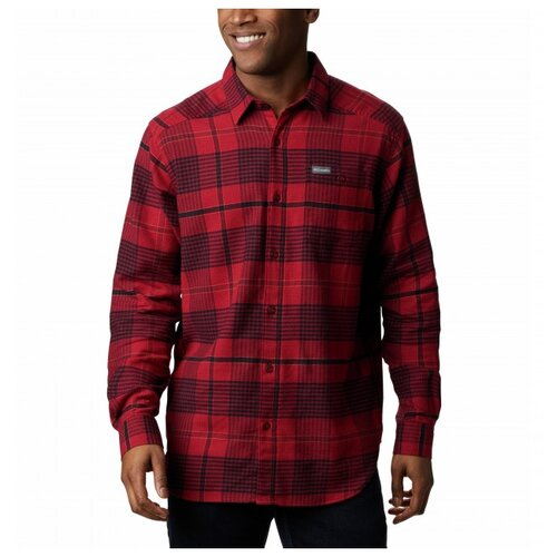 Рубашка Columbia размер M красный