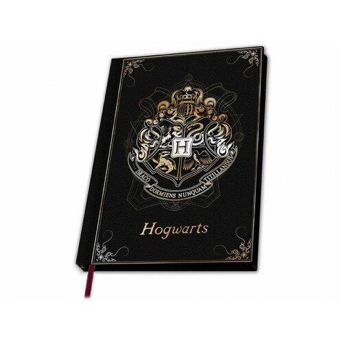 Блокнот ABYstyle A5 Premium Notebook Harry Potter: Hogwarts блокнот abystyle graphic superman abynot005