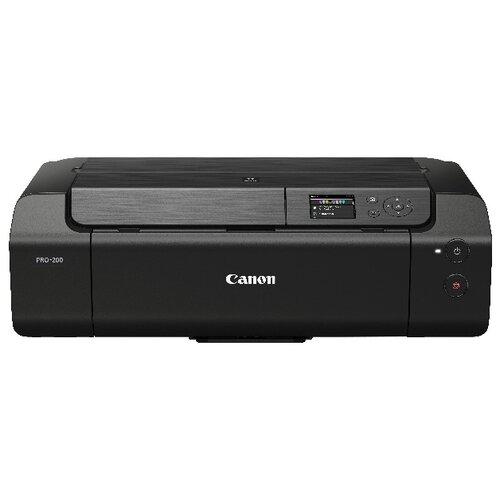 Фото - Принтер Canon PIXMA PRO-200, черный принтер canon pixma ix6840