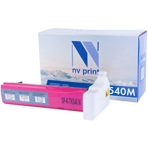 Фото - Картридж NV Print совместимый TK-540 для Kyocera FS 5100 (пурпурный) {29803} картридж nv print tk 1150 для kyocera совместимый