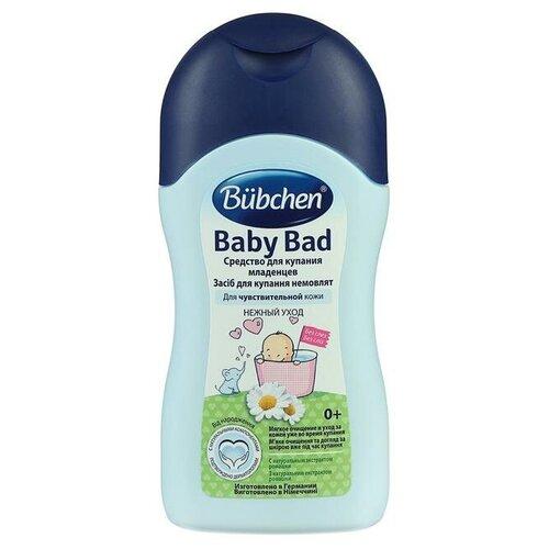 Купить Bubchen Средство для купания младенцев Bubchen, с рождения, 400 мл, Средства для купания