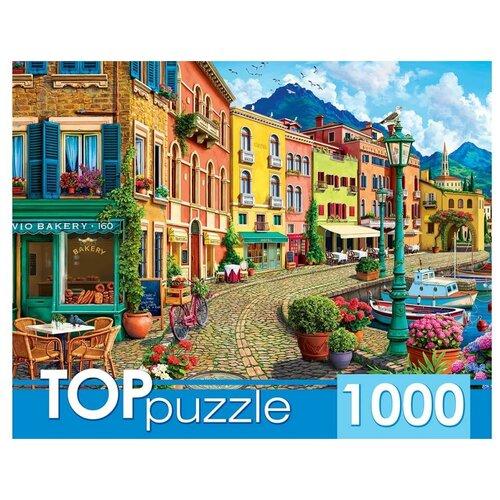 Пазл TOP Puzzle 1000 деталей: Европейская солнечная набережная