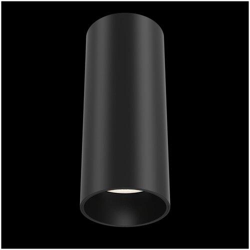 Фото - Потолочный светильник Maytoni FOCUS LED C056CL-L12B4K светильник maytoni потолочный светодиодный focus led c056cl l12w4k