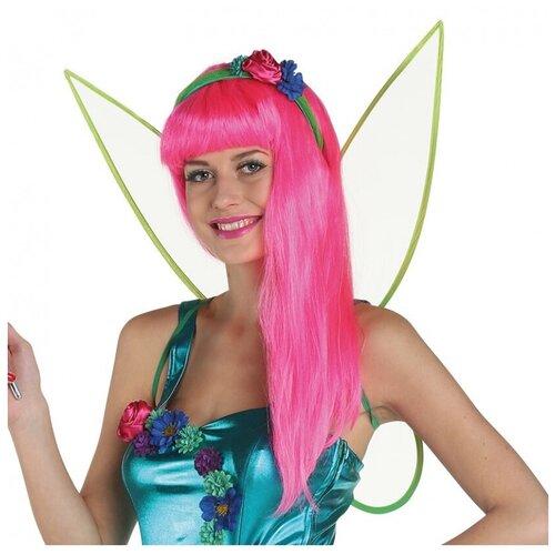Купить Гламурный розовый парик (11430), RUBIE'S