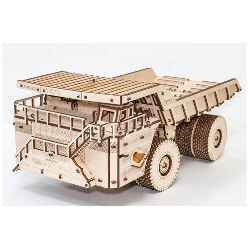 Конструктор деревянный 3D EWA BELAZ 75710