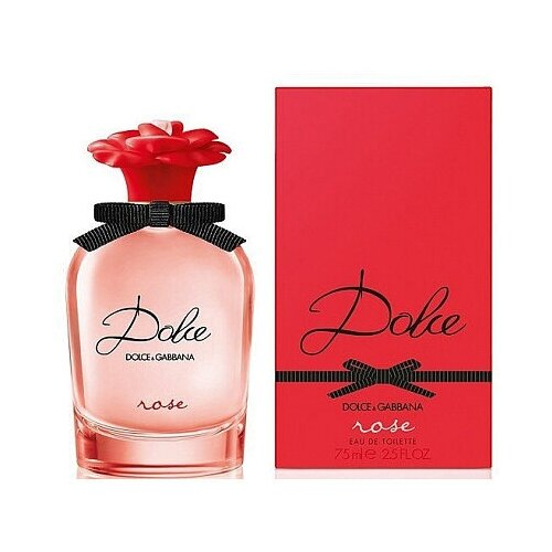 Туалетная вода DOLCE & GABBANA Dolce Rose женская 50 мл туалетная вода dolce
