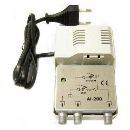 ALCAD Al-200 усилитель сигнала 24 ДБ